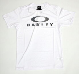 【お買い物マラソンエントリー全品10倍】オークリー エンハンス テクニカル QDクイックドライ Tシャツ19.01 100ホワイト S