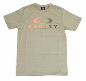 【お買い物マラソンエントリー全品10倍】オークリー エンハンス テクニカル QDクイックドライ Tシャツ19.01 7オイルグリーン M