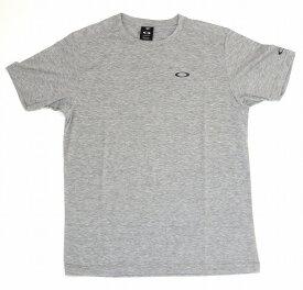 【お買い物マラソンエントリー全品10倍】オークリー エンハンス テクニカル QDクイックドライ Tシャツ19.03 22K(Light Heather Gray) L