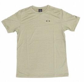 【お買い物マラソンエントリー全品10倍】オークリー エンハンス テクニカル QDクイックドライ Tシャツ19.03 7オイルグリーン M
