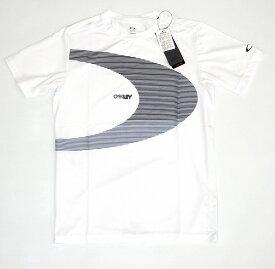 【お買い物マラソンエントリー全品10倍】オークリー ラッシュ BIG O Tシャツ 9.0 100ホワイト M