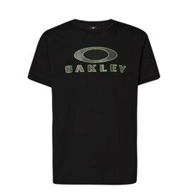 【お買い物マラソンエントリー全品10倍】オークリー ENHANCE(エンハンス) クイックドライ 半袖Tシャツ M(JPN:L) 02E ブラックアウト