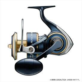 【お買い物マラソンエントリー全品10倍】ダイワ(Daiwa) リール 20ソルティガ 8000-H