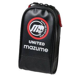 【お買物マラソンエントリーで最大46倍】マズメ MZAS−487 mazume モバイルケース Plus ブラック