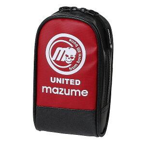 【お買物マラソンエントリーで最大46倍】マズメ MZAS−487 mazume モバイルケース Plus レッド