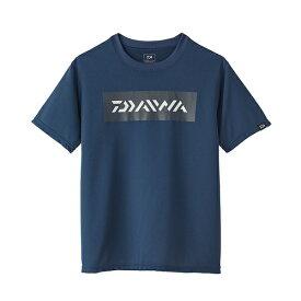 【スーパーSALEエントリー10倍最大43倍】ダイワ DE−95020 ショートスリーブTシャツ マジョリカブルー XL
