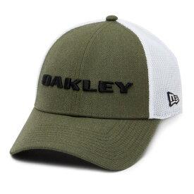 【お買い物マラソンエントリー全品10倍】オークリー HEATHER NEW ERA HAT(ハット) DARK BRUSH U