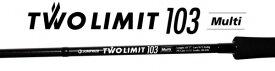 【スーパーSALE!エントリー10倍+5%OFFクーポン!】 ジャンプライズ TWO LIMIT(ツーリミット) 103 マルチ (スピニング 2ピース)