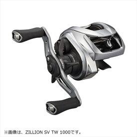 【着後レビュー特典対象商品】ダイワ 21 ジリオン SV TW 1000XH 2021年モデル (右巻)