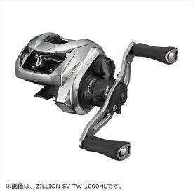 【着後レビュー特典対象商品】ダイワ 21 ジリオン SV TW 1000XHL 2021年モデル (左巻)