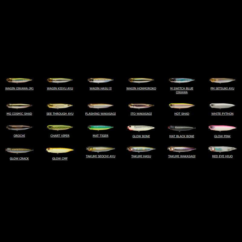【店内全品エントリーでポイント10倍】メガバス ドッグX スピードスライド【お買い物マラソン3/21-20:00〜3/26-01:59】