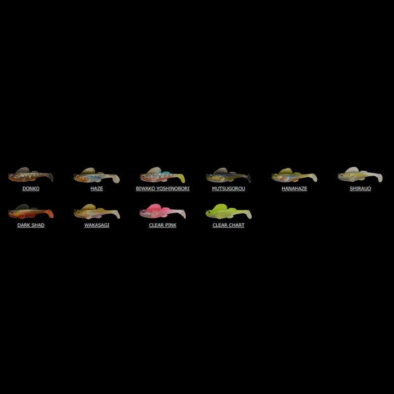 【お買い物マラソン ポイント最大33倍】メガバス ダークスリーパー 3inch【期間4月22日 20:00〜4月26日01:59】