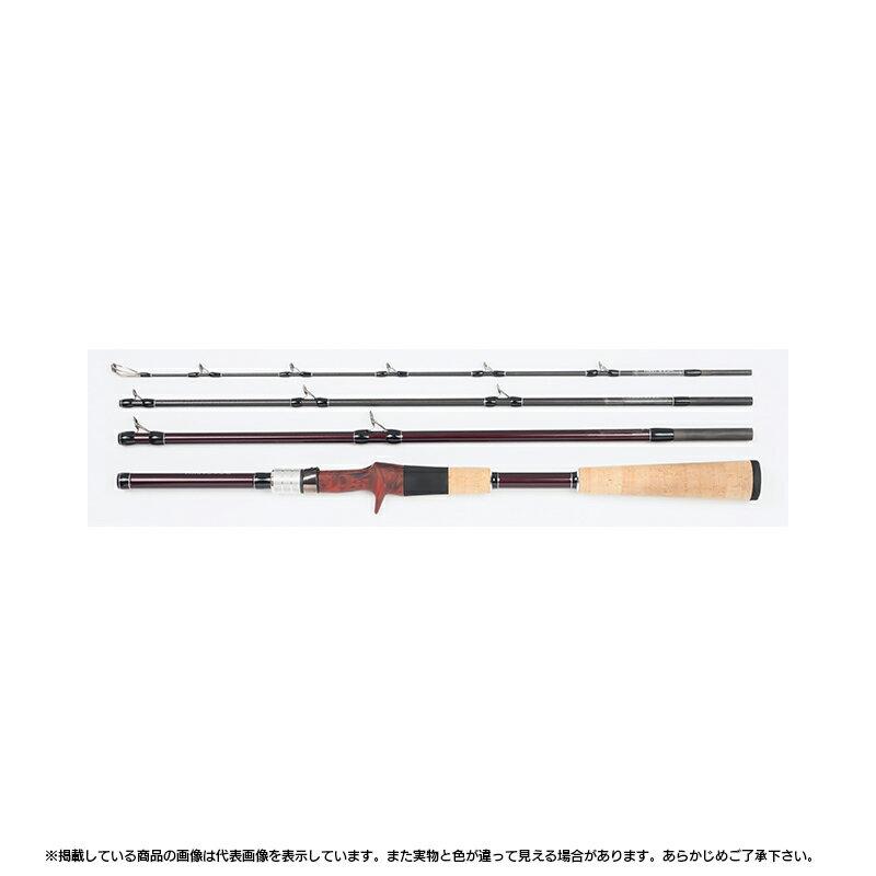 (予約品)フィッシュマン ビーシーフォー ロクテン BC4 6.10XH (ベイトロッド)(4月下旬〜5月予定)