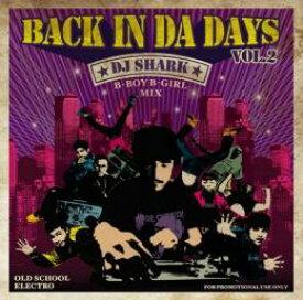 DJ SHARK / BACK IN THE DAYS Vol.2