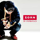 ZORN (ZONE THE DARKNESS) / サードチルドレン
