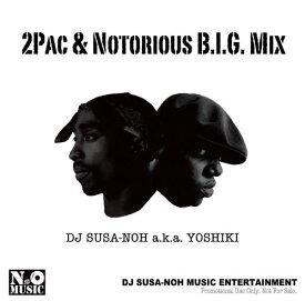 DJ SUSA-NOH a.k.a.YOSHIKI / 2Pac & Notorious B.I.G. MIX