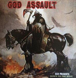 GOD ASSAULT A.K.A EMBRYO (ILLTECNIX) / DOWN TO THE BONE