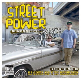 DJ HERMANO & DJ COMi-NO / STREET POWER