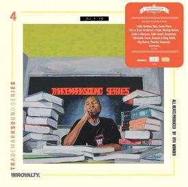 DJ KIYO / TRADEMARKSOUND VOL.4 -9TH WONDER-