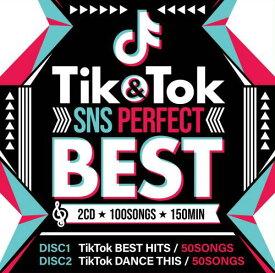 V.A / TIK & TOK -SNS PERFECT BEST- 2CD 100SONGS (2CD)