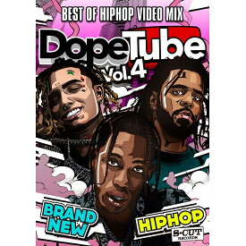 V.A / DopeTube -Best Of Hip Hop Video Mix- Vol.4