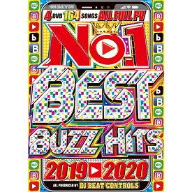 DJ Beat Controls / No.1 Best Buzz Hits 2019〜2020 (4DVD)