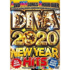 I-SQUARE / DIVA 2020 -NEW YEAR HITS- (4DVD)