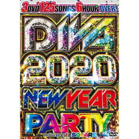 I-SQUARE / DIVA 2020 NEW YEAR PARTY (3DVD)