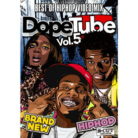 V.A / DopeTube -Best Of Hip Hop Video Mix- Vol.5