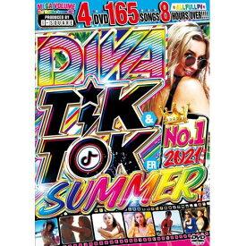 I-SQUARE / DIVA NO.1 Tik&Toker SUMMER 2021 (4DVD)