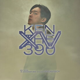KEN THE 390 / 15th anniversary DREAM BOY BEST 〜2012-2020〜 [通常盤(2CD)]