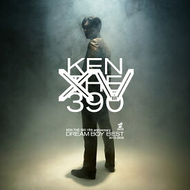 KEN THE 390 / 15th anniversary DREAM BOY BEST 〜2012-2020〜 [初回限定盤(3CD+DVD)]