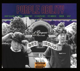 【予約】 BES & ISSUGI / Purple Ability (7/3)