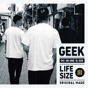 GEEK / LIFESIZE III