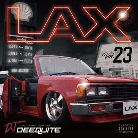 DJ DEEQUITE / LAX Vol.23