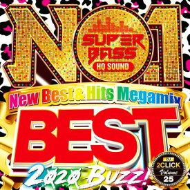 DJ 2Click / No.1 Super Bass -2020 Buzz- (2CD)