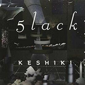 """【DEADSTOCK】 5lack / KESHIKI [12""""inch(2LP)]"""