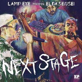 "LAMP EYE meets EL DA SENSEI / NEXT STAGE [7""inch]"