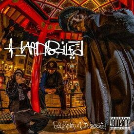 BOIL RHYME & DJ PANASONIC / HARDBOILED LP [12inch]