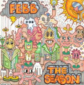 【予約】 FEBB / THE SEASON - DELUXE [12inch(2LP)] (2/12)