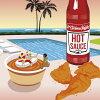 KOJOE/HotSauce-Pancakes[7inch]