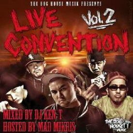 【DEADSTOCK】 LIVE CONVENTION VOL.2 presents by MIKRIS