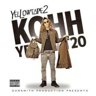 KOHH/YELLOW T△PE 2