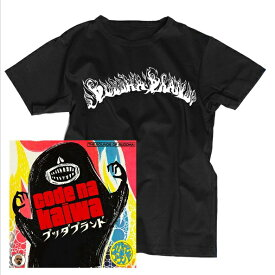 """Buddha Brand / Codeな会話 [7""""inch] (LP+T-shirts)"""