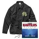 【予約】 CQ / NAUTILUS 〜恋する潜水艦〜 (CD+COACH JACKET [BLACK×IVORY]) (12/18)