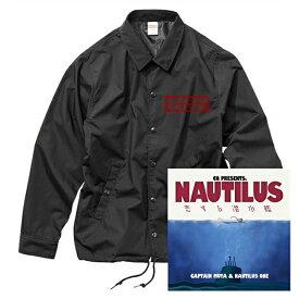 CQ / NAUTILUS 〜恋する潜水艦〜 (CD+COACH JACKET [BLACK×RED])