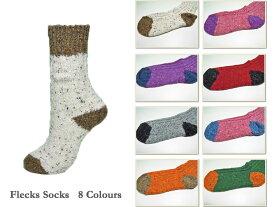 【CONNEMARA SOCKS】コネマラソックス Flecks Socks ツートン・ソックス