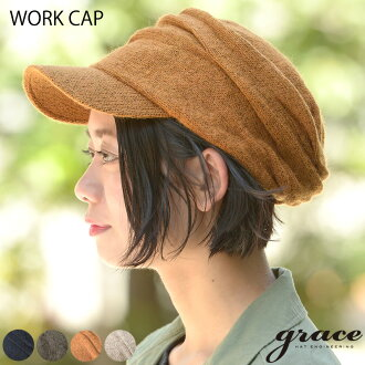 Hat work cap basic Shin pull sports outdoor men gap Dis cold protection grace brand name in the fall and winter: CANDLE design work cap