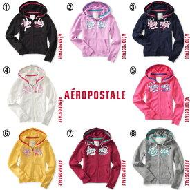 【エアロポステール】【レディス】【S/M/L/XL/XXLサイズ】ウィメンズパーカー/Aero Plaid Full-Zip Hoodie【Aeropostale】【select-shop】
