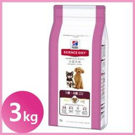 【エントリーでポイント2倍!】サイエンスダイエットアダルト 小型犬用 成犬用 3kg[TP] キャットランド【D】